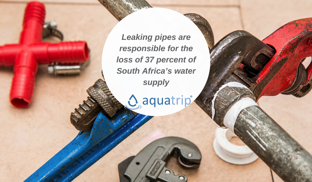 Leaking pipes? Aquatrip is the solution!
